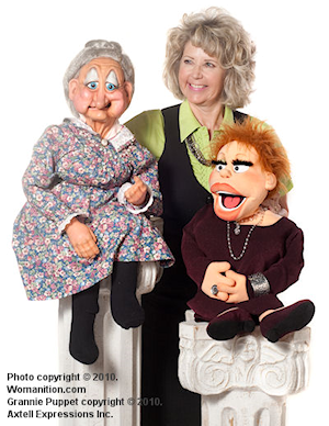 puppet workshops